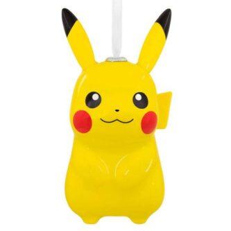 Pokemon Pikachu Ornament