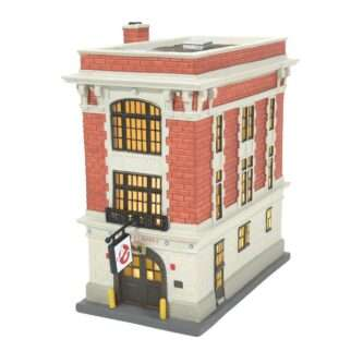 Ghostbusters Firehouse Hot Properties Village