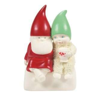 You Gnome Me So Well Snowbabies Classic Collection