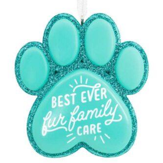 Pet Care Ornament