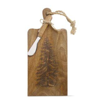 evergreen board & spreader set
