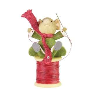 Spools of Fun figurine Tails with Heart